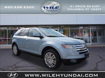 2008 Ford Edge for sale in Columbia, CT