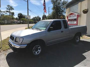 2000 Nissan Frontier for sale at Park Place Motors LLC in Gainesville FL
