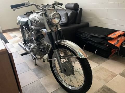 1968 Honda Super 90 for sale at Park Place Motors LLC in Gainesville FL