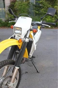 2000 Suzuki DRZ 400 for sale at Park Place Motors LLC in Gainesville FL