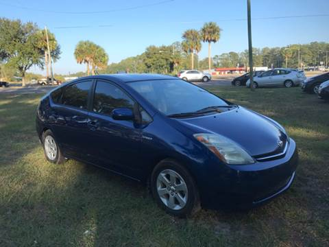2008 Toyota Prius for sale at Park Place Motors LLC in Gainesville FL