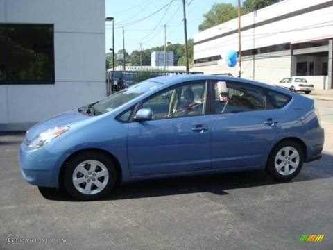 2007 Toyota Prius for sale at Park Place Motors LLC in Gainesville FL