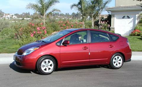 2005 Toyota Prius for sale at Park Place Motors LLC in Gainesville FL