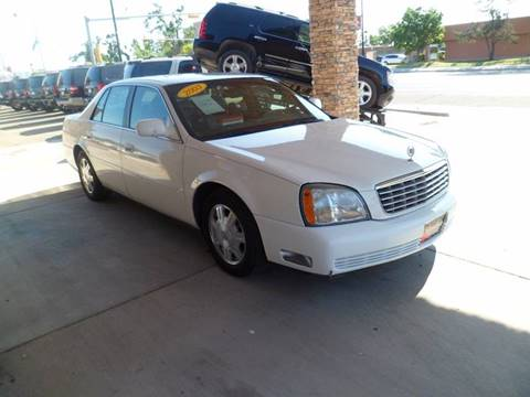 2003 Cadillac DeVille for sale in Perryton, TX