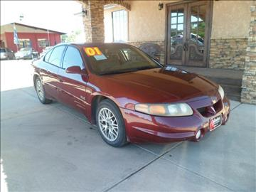 2001 Pontiac Bonneville for sale in Perryton, TX