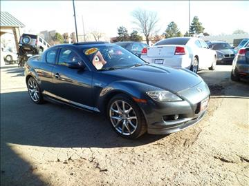 2008 Mazda RX-8 for sale in Perryton, TX
