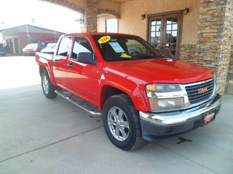 2006 GMC Canyon for sale in Perryton, TX