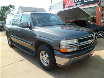 2001 Chevrolet Suburban for sale in Perryton, TX