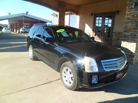 2009 Cadillac SRX for sale in Perryton, TX