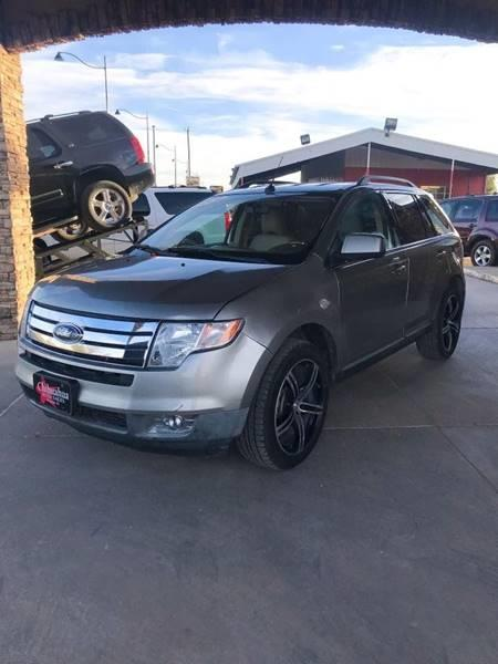 Ford Edge For Sale At Chihuahua Auto Sales In Perryton Tx