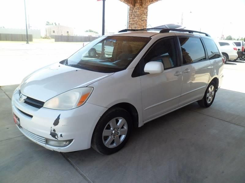 2005 Toyota Sienna For Sale At Chihuahua Auto Sales In Perryton TX