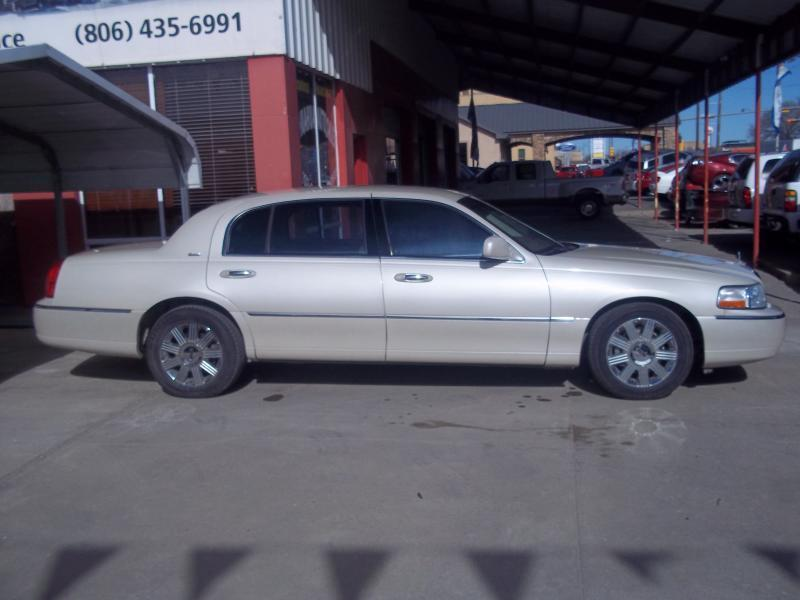 2003 Lincoln Town Car Cartier L In Perryton Tx Chihuahua Auto Sales