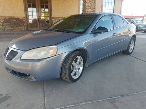 2008 Pontiac G6 for sale in Perryton, TX