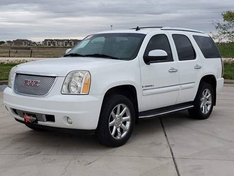 2008 GMC Yukon for sale at Chihuahua Auto Sales in Perryton TX