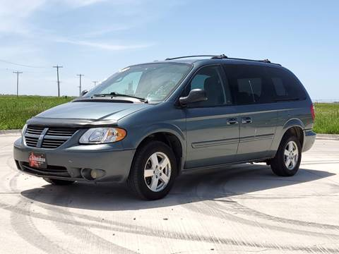 2006 Dodge Grand Caravan for sale at Chihuahua Auto Sales in Perryton TX