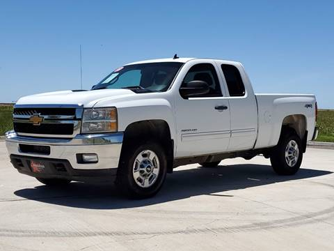 2013 Chevrolet Silverado 2500HD for sale at Chihuahua Auto Sales in Perryton TX