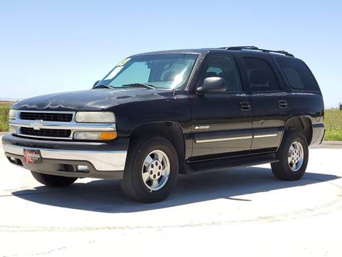 Used Chevy Tahoe >> Used 2003 Chevrolet Tahoe For Sale Carsforsale Com
