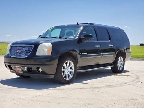 2008 GMC Yukon XL for sale at Chihuahua Auto Sales in Perryton TX