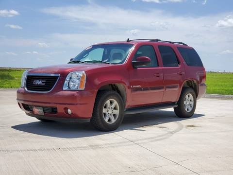2007 GMC Yukon for sale at Chihuahua Auto Sales in Perryton TX