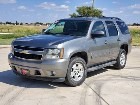 2009 Chevrolet Tahoe for sale at Chihuahua Auto Sales in Perryton TX