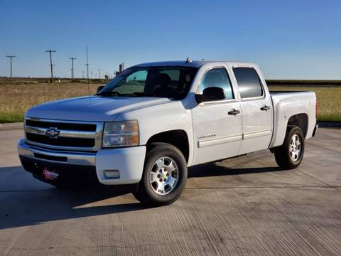 2011 Chevrolet Silverado 1500 for sale at Chihuahua Auto Sales in Perryton TX