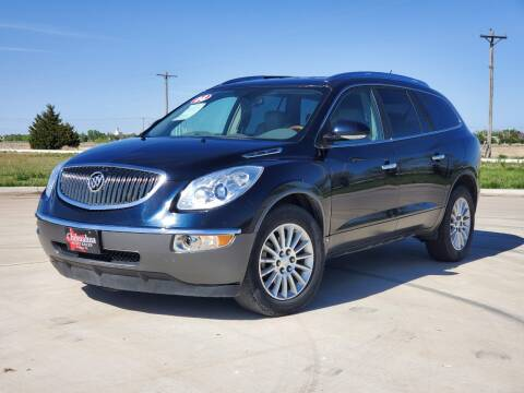 2008 Buick Enclave for sale at Chihuahua Auto Sales in Perryton TX