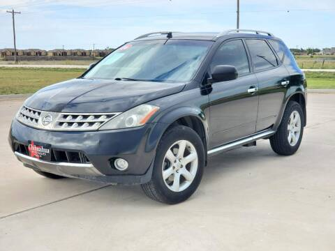 2006 Nissan Murano for sale at Chihuahua Auto Sales in Perryton TX