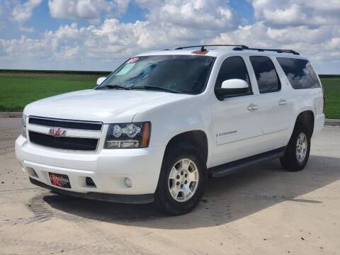2007 Chevrolet Suburban for sale at Chihuahua Auto Sales in Perryton TX