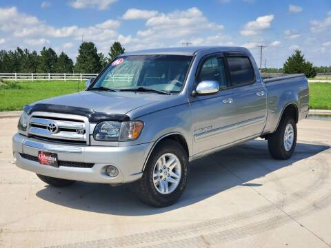 2006 Toyota Tundra for sale at Chihuahua Auto Sales in Perryton TX