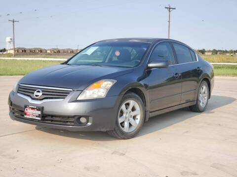 2008 Nissan Altima for sale at Chihuahua Auto Sales in Perryton TX