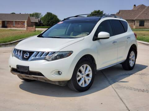 2010 Nissan Murano for sale at Chihuahua Auto Sales in Perryton TX