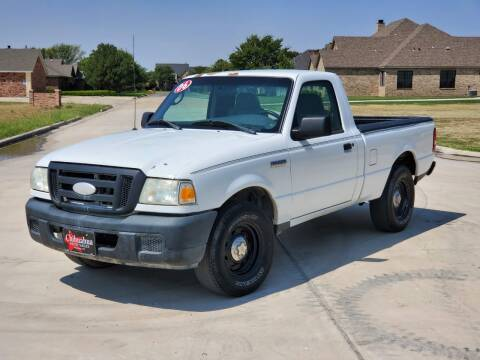 2006 Ford Ranger for sale at Chihuahua Auto Sales in Perryton TX