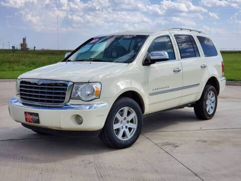 2008 Chrysler Aspen for sale at Chihuahua Auto Sales in Perryton TX