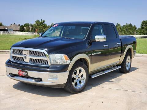 2011 RAM Ram Pickup 1500 for sale at Chihuahua Auto Sales in Perryton TX