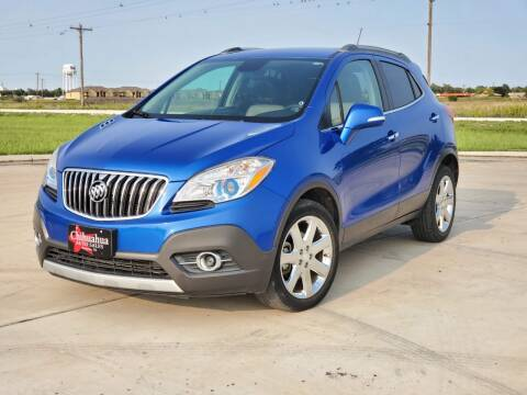 2014 Buick Encore for sale at Chihuahua Auto Sales in Perryton TX