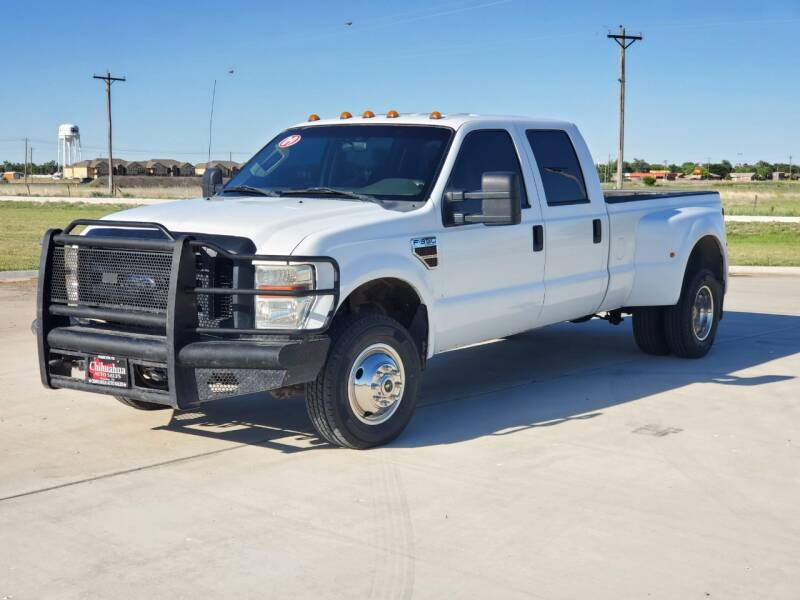2009 Ford F-350 Super Duty for sale at Chihuahua Auto Sales in Perryton TX