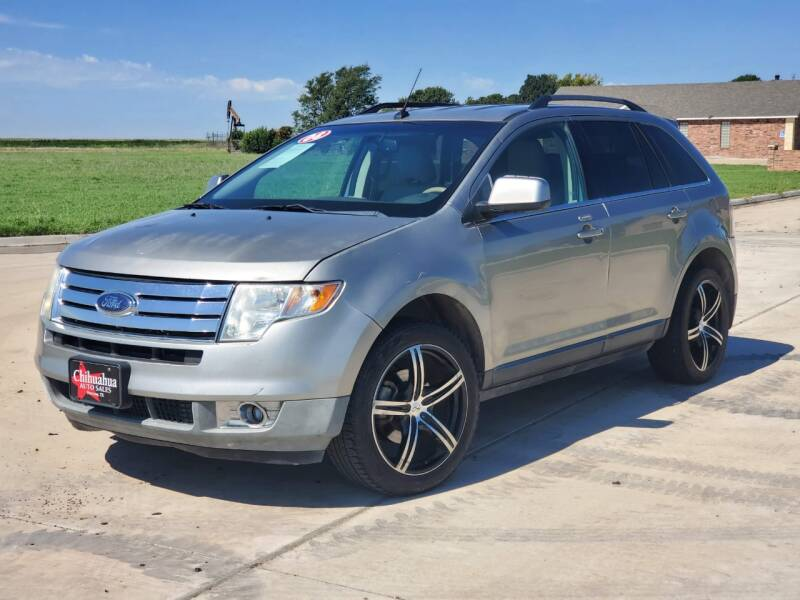 2008 Ford Edge for sale at Chihuahua Auto Sales in Perryton TX