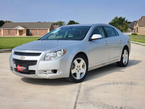 2010 Chevrolet Malibu for sale at Chihuahua Auto Sales in Perryton TX