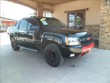 2012 Chevrolet Avalanche for sale in Perryton, TX