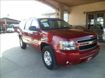 2010 Chevrolet Suburban for sale in Perryton, TX