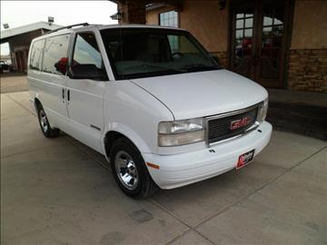 1997 GMC Safari for sale in Perryton, TX