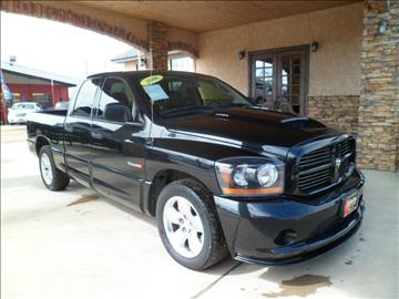 2006 dodge ram pickup 1500 srt 10 for sale in perryton tx. Cars Review. Best American Auto & Cars Review