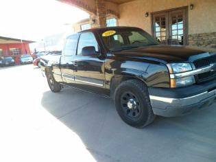 2003 Chevrolet Silverado 1500 for sale in Perryton, TX