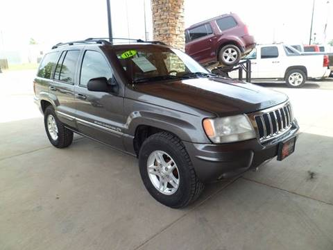 2003 Jeep Grand Cherokee for sale in Perryton, TX