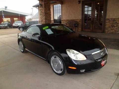 2002 Lexus SC 430 for sale in Perryton, TX