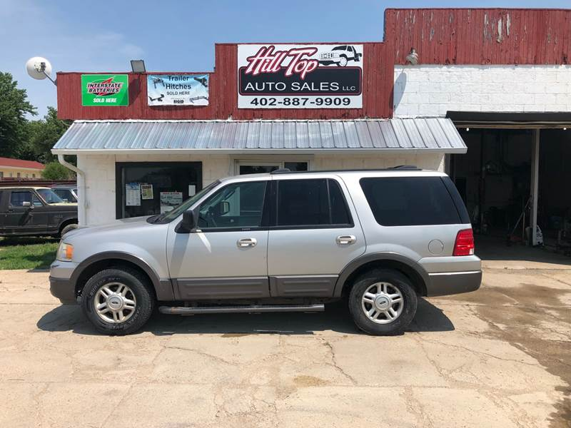 Hilltop Auto Sales >> 2004 Ford Expedition Xlt In Neligh Ne Hilltop Auto Sales