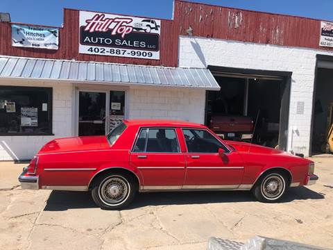 1983 Oldsmobile Delta Eighty-Eight Royale for sale in Neligh, NE