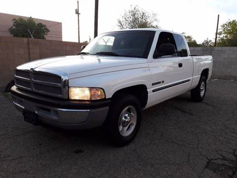 2001 Dodge Ram Pickup 1500 for sale in Albuquerque, NM