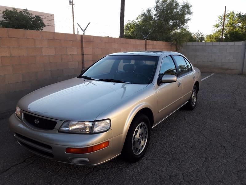 1996 Nissan Maxima GLE In Albuquerque NM - USA Auto Sales