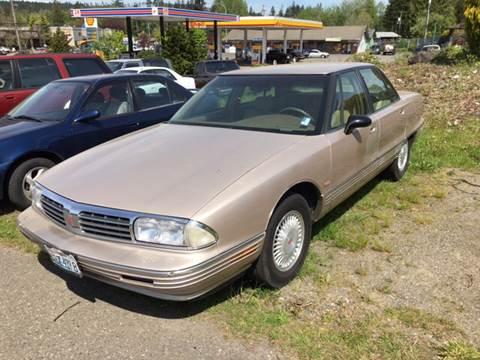 1995 Oldsmobile Ninety-Eight for sale in Belfair, WA